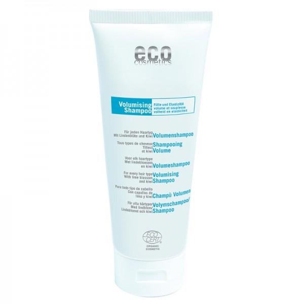 Volumen-Shampoo mit Lindenblüte & Kiwi, 200ml - eco cosmetics