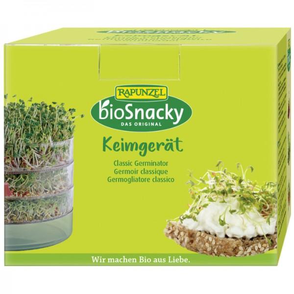 Bio Snacky Keimgerät Original, 1 Stück - Rapunzel