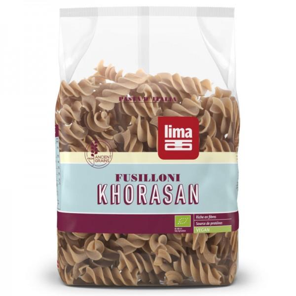 Khorasan Fusilloni Bio, 500g - Lima