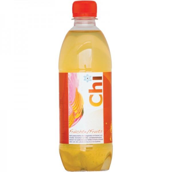 Chi Früchte Enzymgetränk Bio, 500ml - Soyana