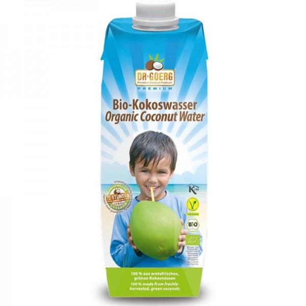 Kokoswasser Bio, 1l - Dr. Goerg