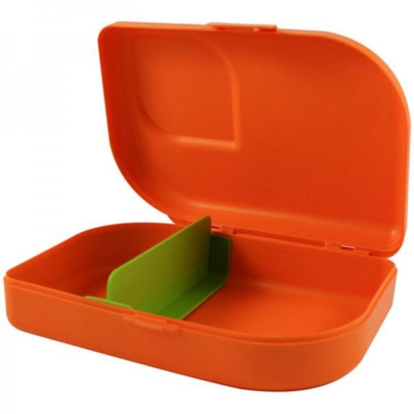Nana Brotbox mandarin, 1 Stück - ajaa