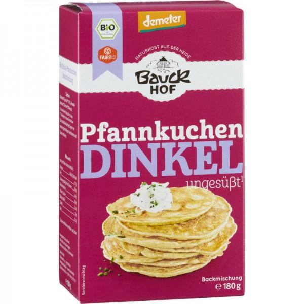 Pfannkuchen Dinkel ungesüsst Bio, 180g - Bauckhof