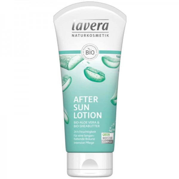 After Sun Lotion Bio-Aloe Vera & Bio-Sheabutter, 200ml - Lavera