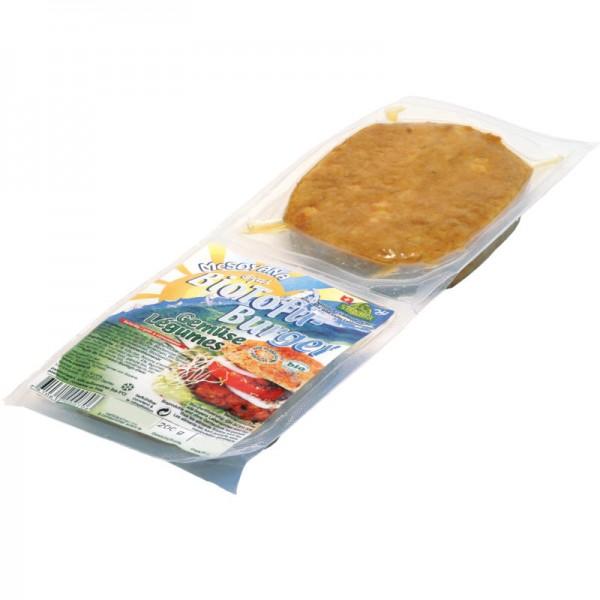 Tofuburger Gemüse McSoyana Bio, 200g - Soyana