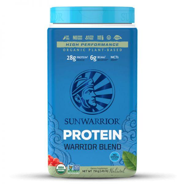 Protein Warrior Blend Bio, 750g - Sunwarrior