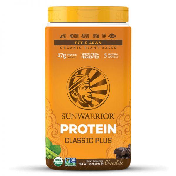 Protein Classic Plus Bio, 750g - Sunwarrior