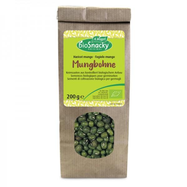 Bio Snacky Mungbohne Bio, 200g - Rapunzel