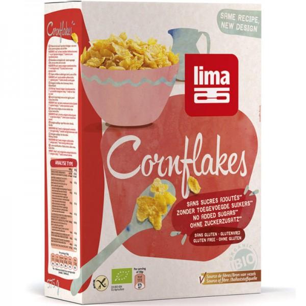 Cornflakes ohne Zuckerzusatz Bio, 375g - Lima