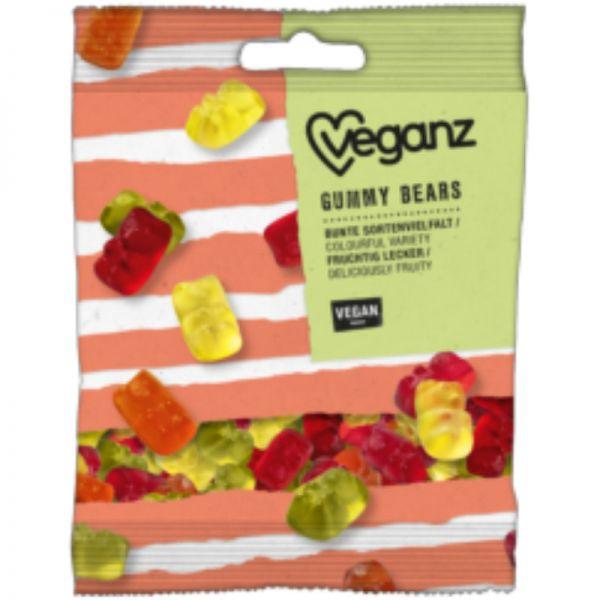 Gummy Bears, 100g - Veganz