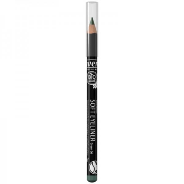 Soft Eyeliner Green 06, 1.14g - Lavera