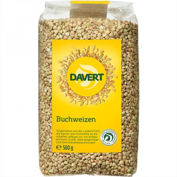 Buchweizen Bio, 500g - Davert