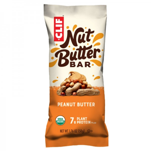 Nut Butter Filled Peanut Butter Bio, 50g - Clif Bar