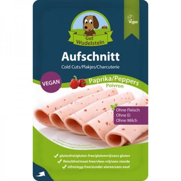 Aufschnitt Paprika, 100g - Gut Wudelstein