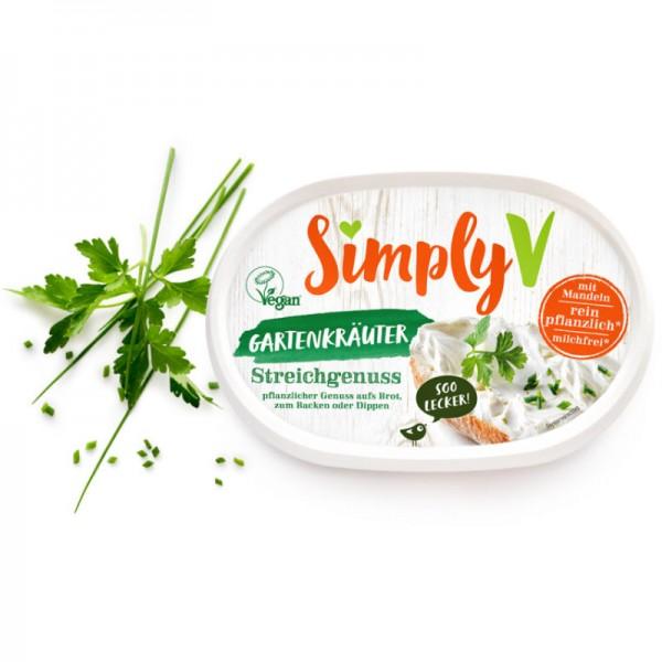 Gartenkräuter Veganer Streichgenuss, 150g - Simply V