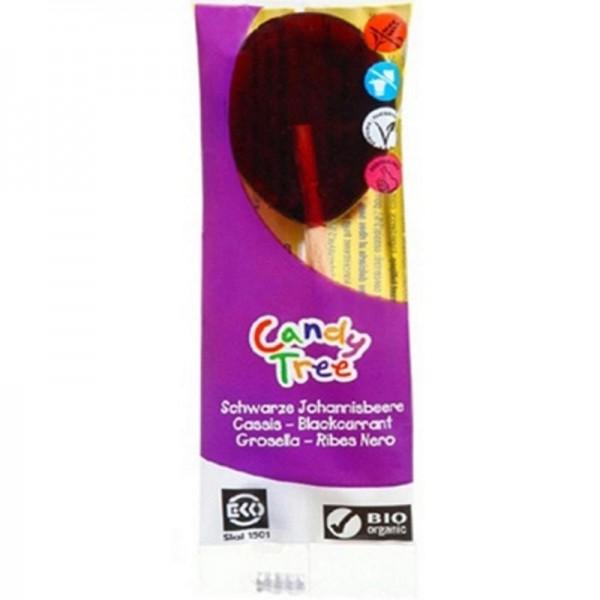 Maislutscher Schwarze Johannisbeere Bio, 13g - Candy Tree