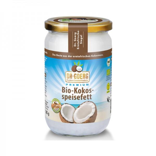 Kokosspeisefett Bio, 200ml - Dr. Goerg