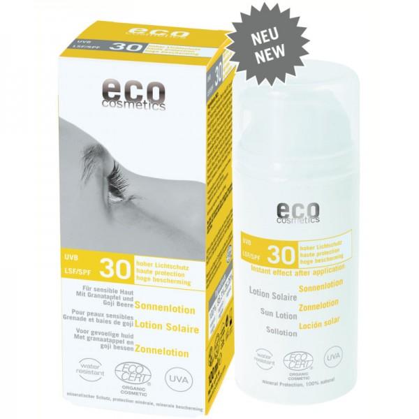 Sonnenlotion LSF 30, 100ml - eco cosmetics
