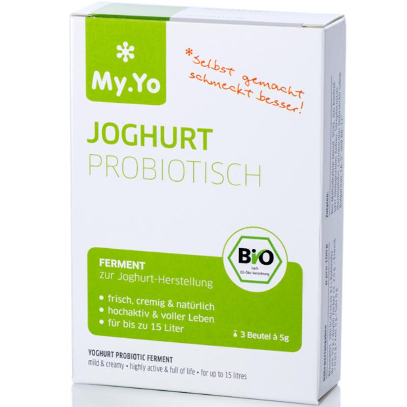 Joghurt Probiotisch
