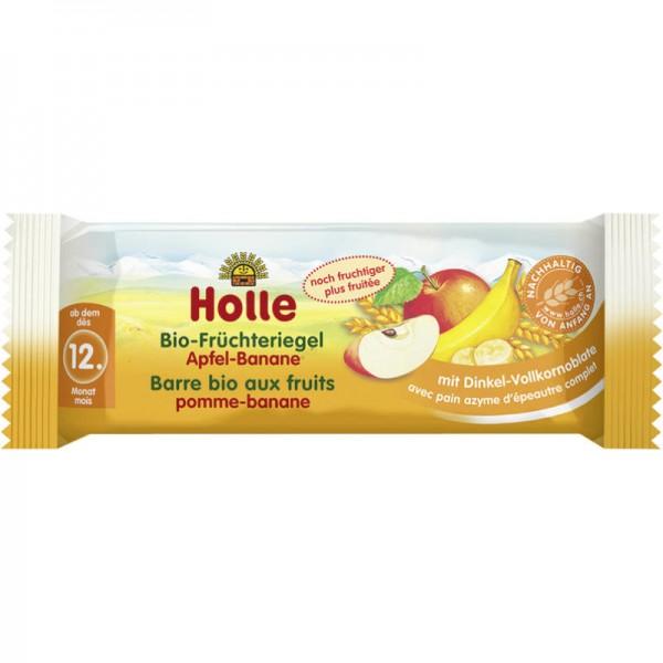 Apfel-Banane Früchteriegel Bio, 25g - Holle