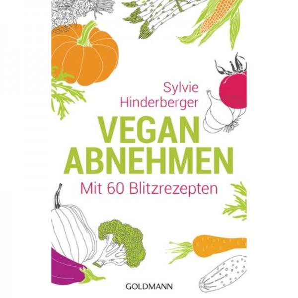 Vegan abnehmen - Sylvie Hinderberger