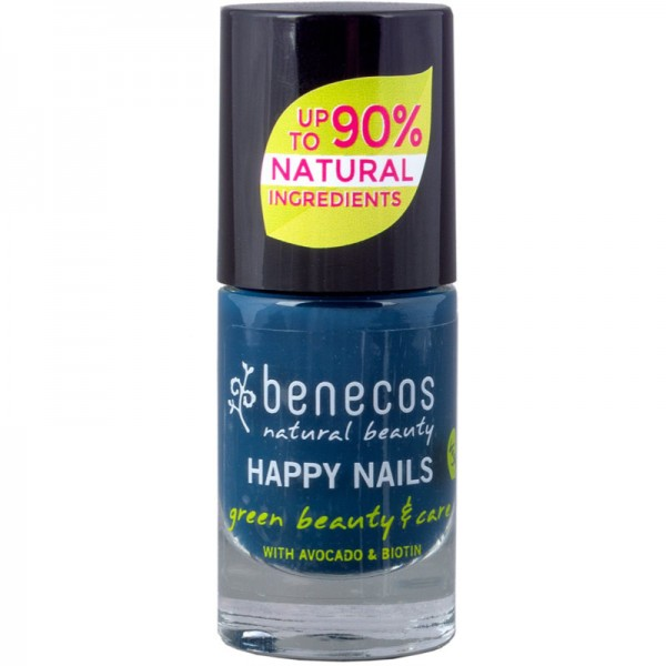 Nail Polish nordic blue 5ml - Benecos