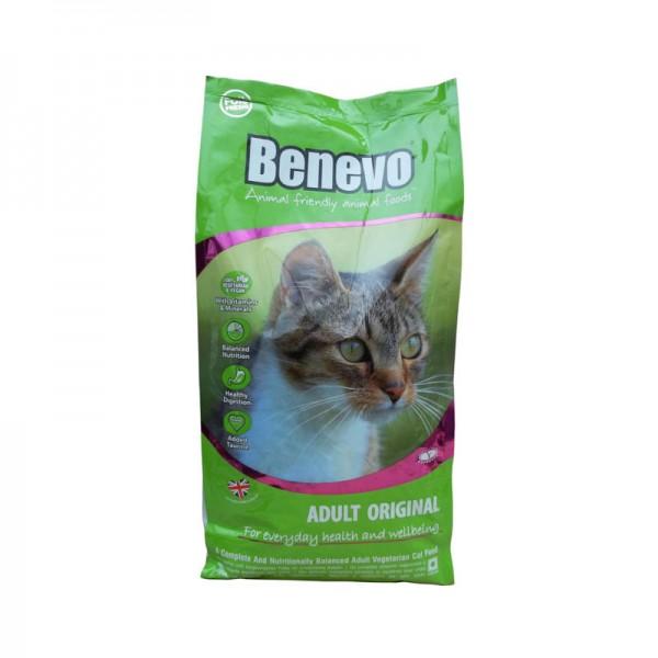 Adult Original Katzen Trockenfutter, 2kg - Benevo