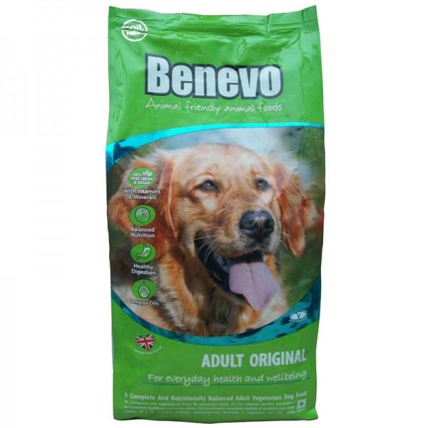 Adult Original Hunde Trockenfutter, 15kg - Benevo