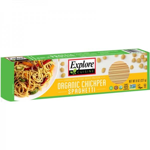 Spaghetti aus Kichererbsen Bio, 250g - Explore Cusine