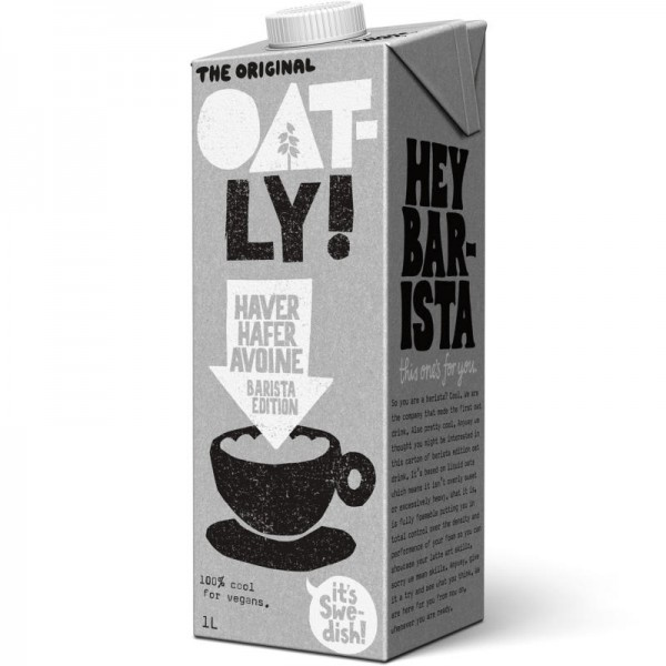 Hafer Barista Edition, 1L - Oatly