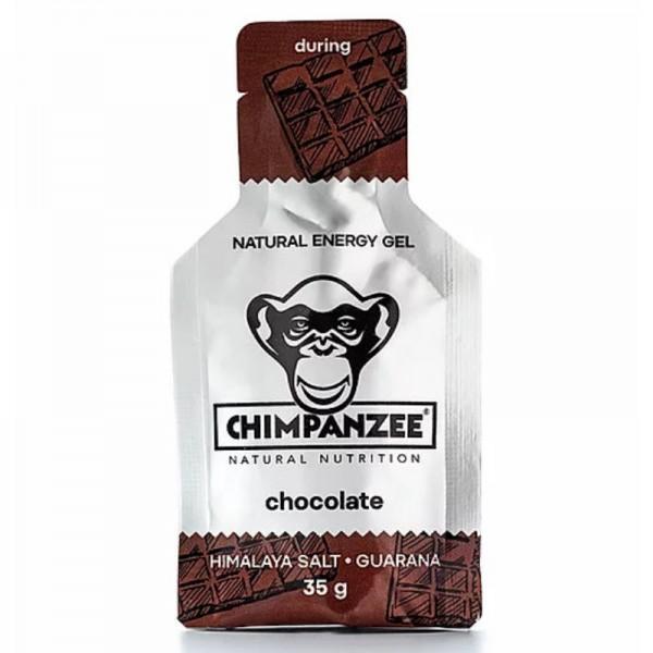 Energy Gel Chocolate Bio, 35g - Chimpanzeee