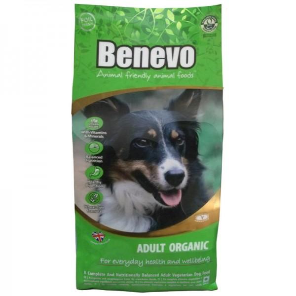 Adult Organic Hunde Trockenfutter, 15kg - Benevo