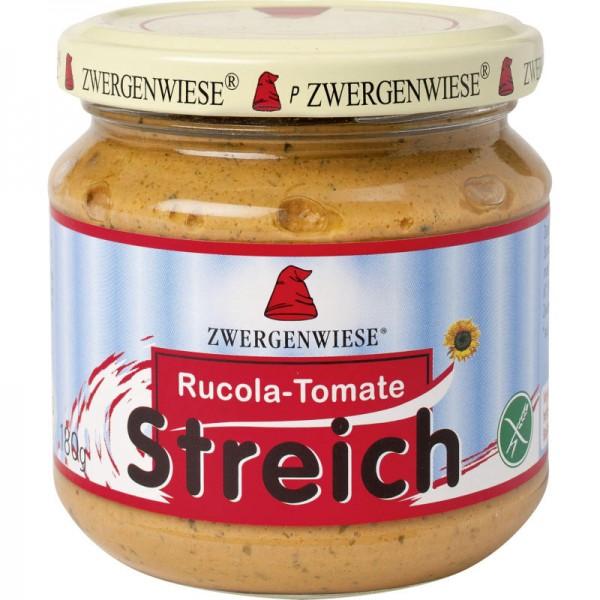 Rucola - Tomate Streich  Bio, 180g - Zwergenwiese