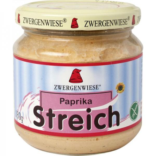 Paprika Streich  Bio, 180g - Zwergenwiese
