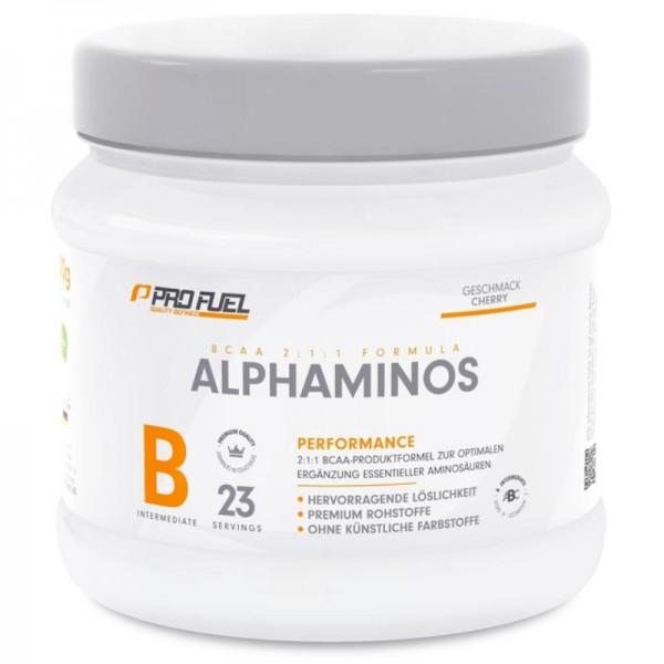 Alphaminos (BCAA-Aminosäuren), 300g - ProFuel