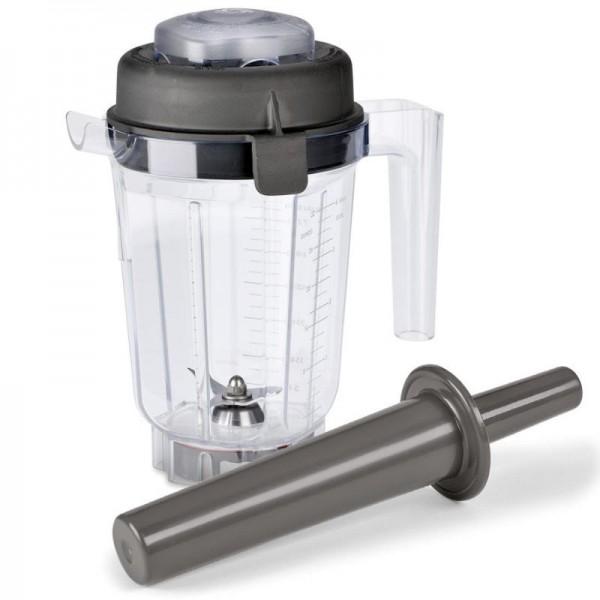 Zusätzlicher TROCKEN-Mixbehälter 0.9 Liter (nur passend für TNC 5200 / Pro 300 / Pro 750), Vitamix