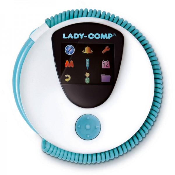 Lady-Comp baby Zykluscomputer, einfach zum Wunschkind