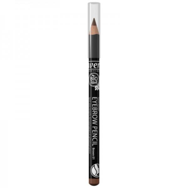 Eyebrow Pencil Brown 01, 1.14g - Lavera
