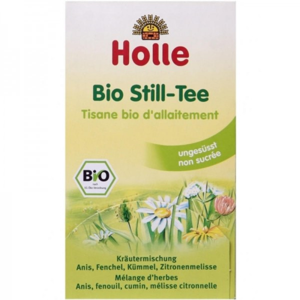 Still-Tee Beutel Bio, 30g - Holle