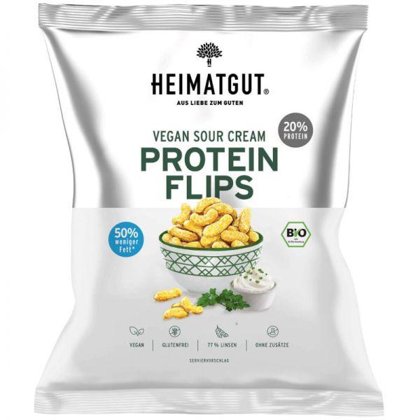 Protein Flips Sour Cream Style Bio, 75g - Heimatgut