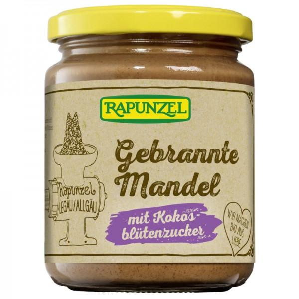 Gebrannte Mandel mit Kokosblütenzucker Bio, 250g - Rapunzel
