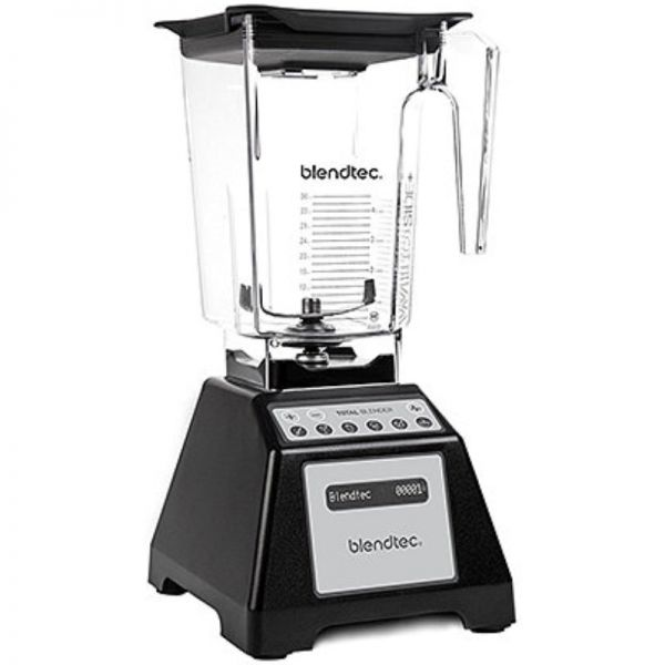 Total Blender inkl. WildSide+ Jar, Blendtec