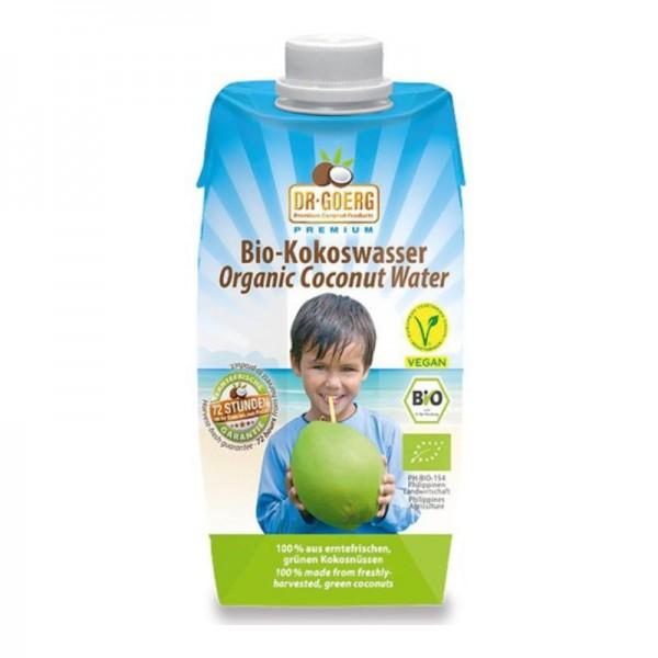 Kokoswasser Bio, 330ml - Dr. Goerg