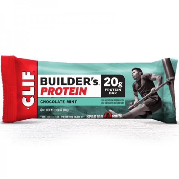 Builder's 20g Protein Chocolate Mint, 68g - Clif Bar