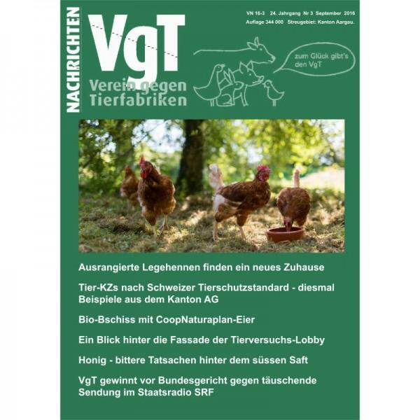 VgT Nachrichten September 2016