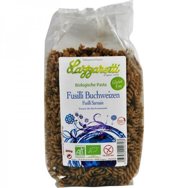 Buchweizen Fusilli Bio, 250g - Lazzaretti