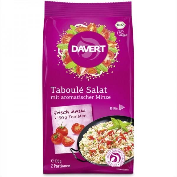 Taboulé Salat mit aromatischer Minze Bio, 170g - Davert