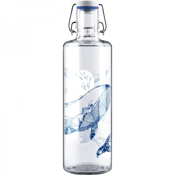 Trinkflasche Souldiver 1L, 1 Stück - soulbottles