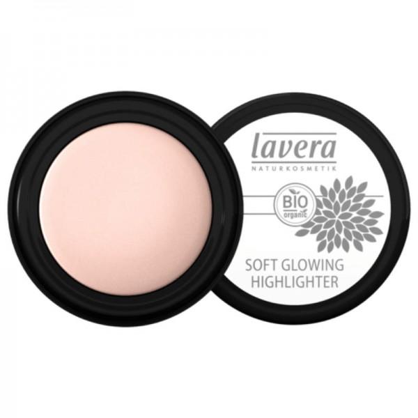 Soft Glowing Highlighter Shining Pearl 02, 4g - Lavera