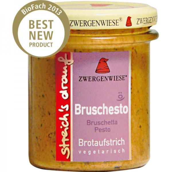 streich`s drauf Bruschesto Bio, 160g - Zwergenwiese